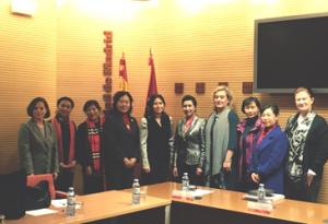 federacion mujeres chinas II
