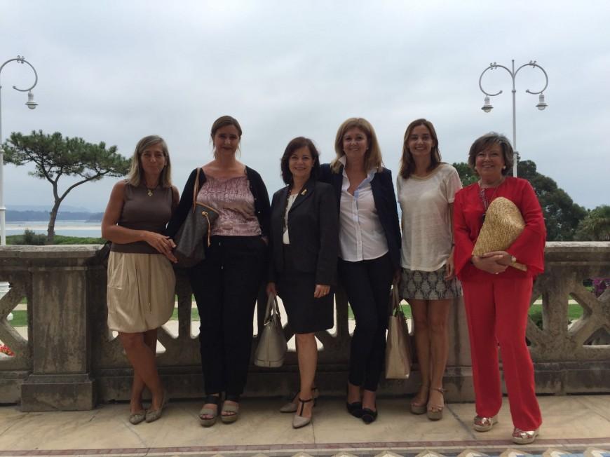 Encuentro en Santander-AMEC y premios Actualidad Económica