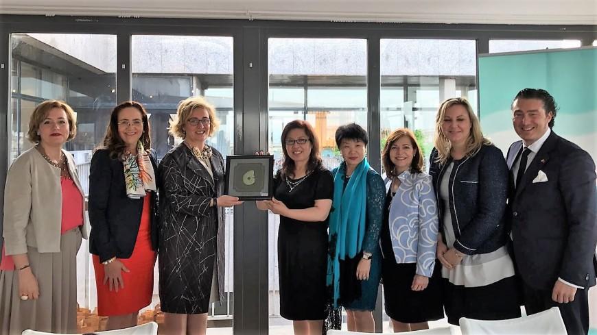 ASEME celebra un encuentro empresarial con una delegación de empresarias chinas