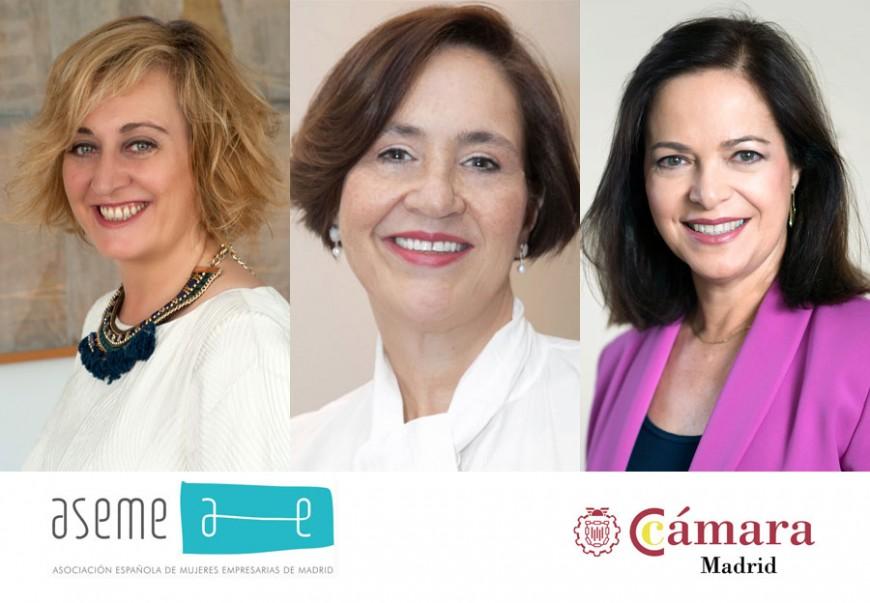 ASEME estará representada con tres vocales en el nuevo pleno de la Cámara de Comercio, Industria y Servicios de Madrid
