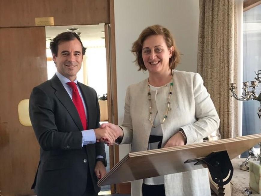 ASEME y Banco Santander firman un acuerdo de colaboración