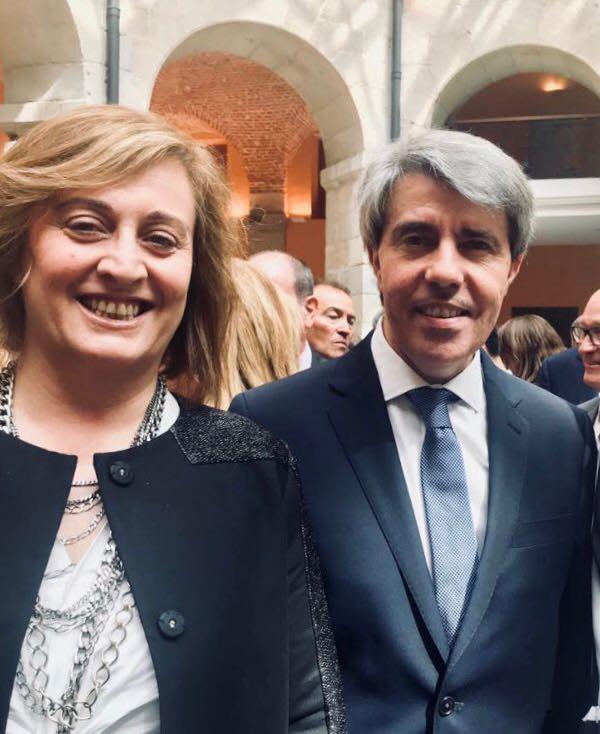 ASEME, presente en la toma de posesión del nuevo presidente de la Comunidad de Madrid