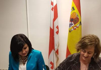 Nuevo convenio: ASEME firma una alianza con la Asociación Georgiana de Mujeres Empresarias