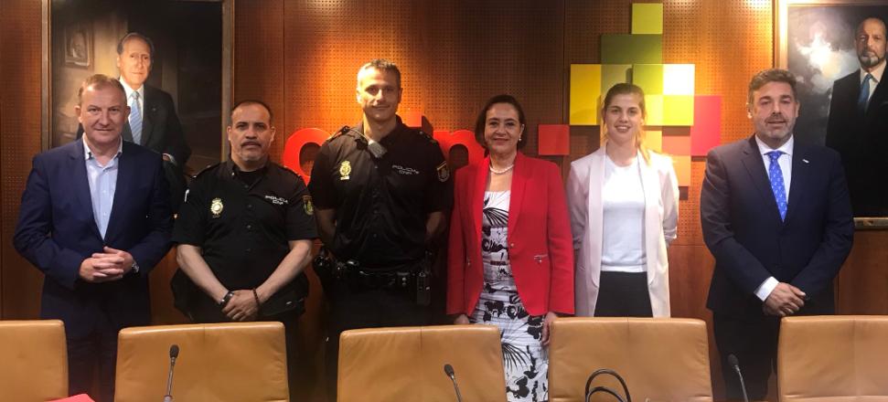 Jornada de Novedades Normativas y Jurisprudenciales presidida por Gricell Garrido, vicepresidenta de ASEME, en CEIM