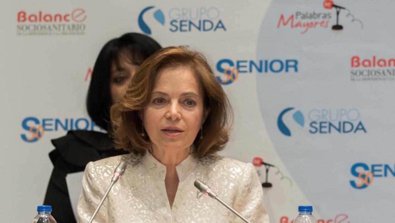 Matilde Pelegrí, presidenta de Grupo SENDA y vicepresidenta de ASEME, preside los IX Premios SENDA