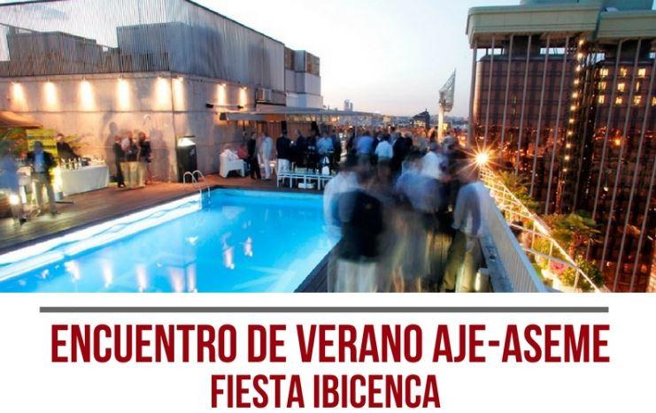 Fiesta Ibicenca 2018, el 5 de julio en el Club Financiero