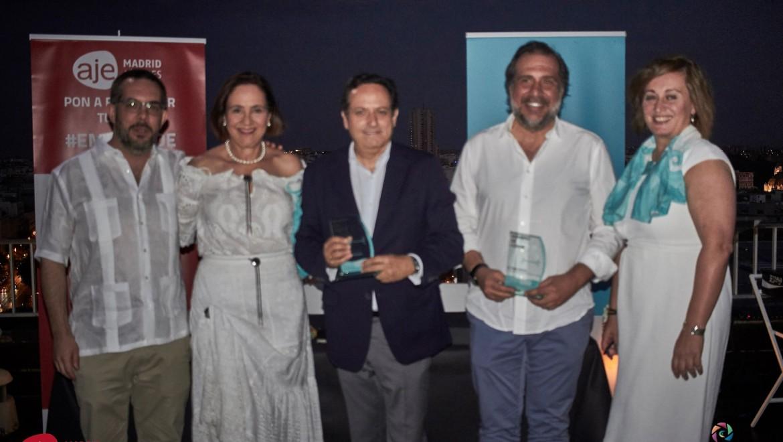 Juan Pablo Lázaro, Ángel Asensio y Antonio Garamendi han sido nombrados miembros de honor de ASEME