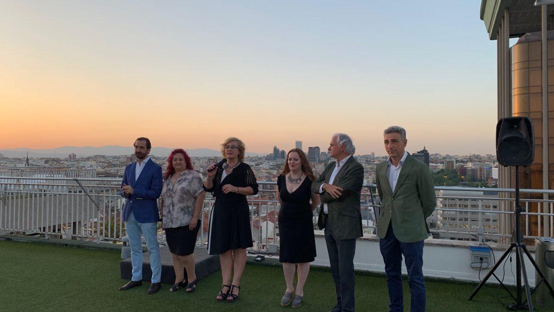 ASEME recibe el verano de su 50 aniversario en la terraza del Club